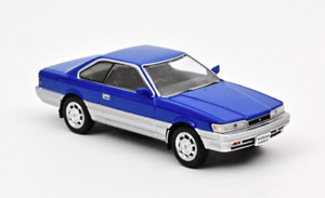 1/43 Norev Nissan Leopard F31 1986 Blue Metallic Neuf Boite Livraison Domicile