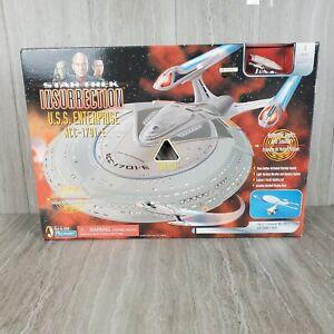 STAR TREK Insurrection U.S.S. ENTERPRISE NCC-1701-E 1998 Playmates