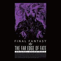 THE FAR EDGE OF FATE FINAL FANTASY XIV Original Soundtrack Blu-ray Japan