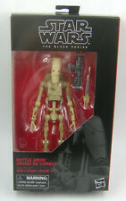 "Star Wars Black Series 6"" Inch #83 Battle Droid"