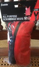 Set Of 4 Youth Scrimmage Vest Pinnies-All Purpose-Free Shipping