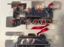 "Bachman/Hawthorne -NEW -Train Set ""Spirit Of America"" - 11 Piece -see All Photos"
