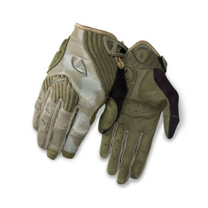 Giro Cycling Gloves Glove Xena Dark Green Breathable Easy to Clean Robust