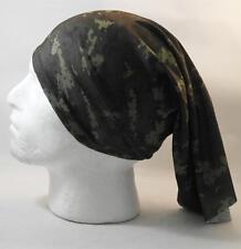 Multifunction head wrap neck tube scarf mask hat DARK CADPAT temperate woodland