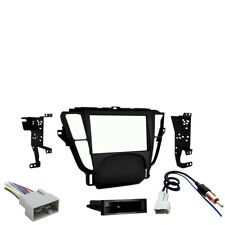 Acura Tl 2009-2014 Single or Double Din Stereo Harness Radio Install Dash Kit