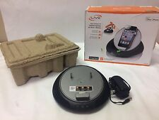 iLive App-enhanced Rotating Dock Speaker System For iPod And iPhone ISP391B