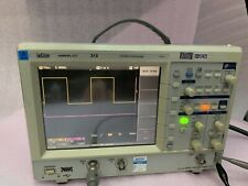 Lecroy Wavejet 312 100mhz 2 Channel Color Digital Oscilloscope Dso Wj312 2ch