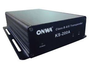 Class B+ AIS Transponder black box