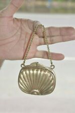 Old Brass Lines Design Handcrafted Lady Hand Purse