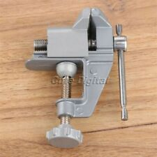 Convience Mini Table Screw Bench Vise Jewelers Craft Hobby Vice Clamp Fixed Tool