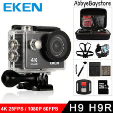 ✔️ EKEN 4K Camera H9/H9R Action HD Ultra Waterproof Sports Original 60f Pro WiFi