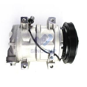 506211-7270 506011-8750 A/C Compressor & Clutch for Nissan 2000UD/ 1800HD