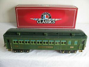 Lionel Classics Standard Gauge 1413 Colorado State Passenger Car 6-13405 EX