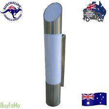 Modern External Stainless Steel Outdoor House / Garden Sconce Lamp / Light