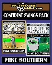 Confident Swings Pack by Mike Southern (2017, Paperback, Large Type)
