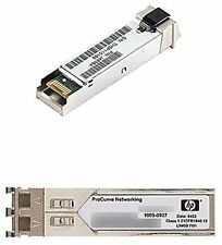 HP X120 1G SFP LC LX Transceiver (JD119B)