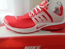 Nike Air Presto Scarpe Ginnastica 848132 611 UK 9 EU 44 US 10 Nuovo + Scatola