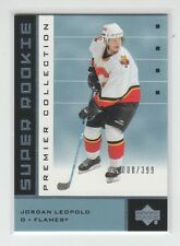 (64579) 2002-03 UD PREMIER COLLECTION JORDAN LEOPOLD RC #47 (008/399)