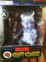 Azeal - Krypt Kiddies - Uhl House Horror Baby Doll Spencer's Gifts New in Box