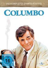 Peter Falk - Columbo. Staffel.10, 4 DVDs