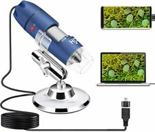 Hd 2mp Usb Microscope Camera For Android Windows 7 8 10 Linux Mac 40x To