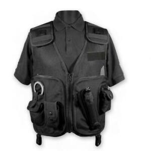 Eclipse Tactical Vest & accessories dog handlers police & security officers S/M