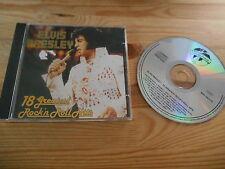 CD Pop Elvis Presley - 18 Greatest Rock'n'Roll Hits (18 Song) WORLD STAR