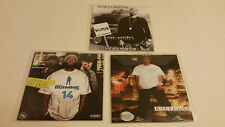 Shyheim & DJ Des 'Buimme' vol. 4, 9, and 14 -  3 Mixtapes CDs rare Wu-Tang NYC