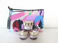 3 X ESTEE LAUDER Resilience Lift Firming Sculpting Face&Neck Day Creme SPF15&Bag