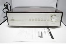 DENON PRA-2000ZR Pre-Amplifier