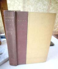 NANA,1936,Emile Zola,Illustrated