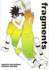 Naruto doujinshi Sasuke x Sakura Fragments Tarau 60p