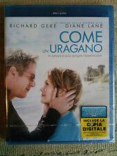 Come un uragano - con R. Gere e D. Lane - Blu-ray Disc nuovo sigillato