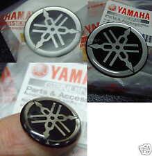 Yamaha Tuning Fork Sticker Decal Enduro 45mm YZ YZF XJ WR R1 R6 Parts *GENUINE*