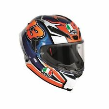 AGV Men Fibreglass Helmets