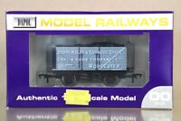DAPOL B820 SOUTH WALES & CANNOCK CHASE WORCESTER 8 PLANK WAGON 977 BOXED nv