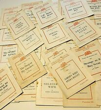 More details for 31 x 1946 brighton theatre royal programmes single year some duplicates