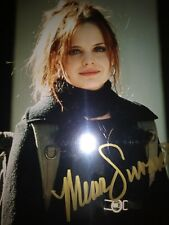 Mena Suvari 8x10 handsigned autograph photo w/Coa