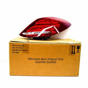 Mercedes Benz C W205 Rear Right Taillight A2059060457 GENUINE NEW