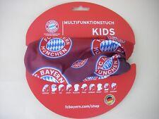 Multifunktionstuch Kinder FC Bayern München 23197