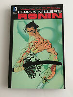 Ronin TPB by Frank Miller DC Comics BRAND NEW! OUT OF PRINT