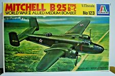 ITALERI 1/72 MITCHELL B25 TYPE B/C MEDIUM BOMBER