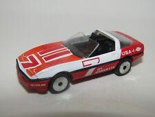 Matchbox Superfast Lasers Nº 14 1984 Corvette rouge Comme neuf carton