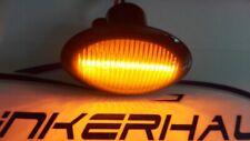 MASERATI QUATTROPORTE MK5 GRAN TURISMO ALFA 4C SMOKED LED SIDE MARKERS LIGHTS