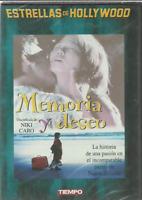 DVD Memoria y Deseo.Niki Caro.Tiempo.2003.Nuevo.Sellado.