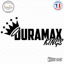 Sticker JDM duramax kings Decal Aufkleber Pegatinas D-191 Couleurs au choix
