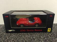 Ferrari 250 Testa Rossa 1:43 Hot Wheels