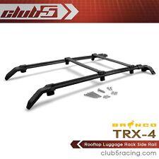 Rooftop Luggage Rail for Traxxas TRX-4 2021 Bronco