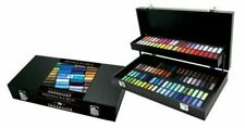Sennelier Soft Pastels - Professional Artists Pastels - 120 Black Wooden Box