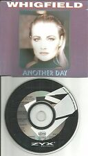 WHIGFIELD Another day 4TRX w/ RARE MIXES Europe CD single USA seller 1994